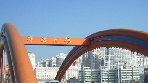 故乡的桥——解放大桥 - 老猫侠 - 老猫侠的博客