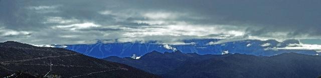 色季拉山口 --雪域西藏行之八 - 侠义客 - 伊大成 的博客