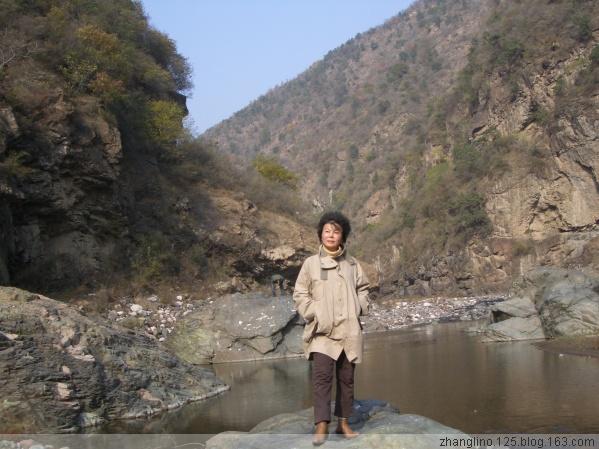 垣曲大山里的初冬 - zhanglino.125 - 晋娘的博客
