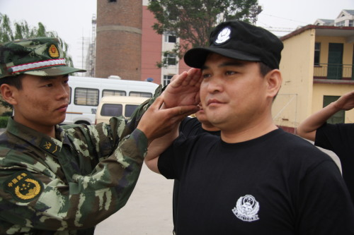 特警训练掠影 - xt5999995 - 赵文河的博客