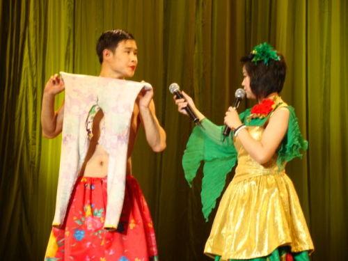 老师,这就是中国人的摩登艺术形象吗? - 陈明远 - 陈明远的博客