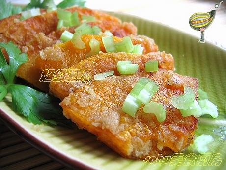 煎南瓜 - 品味生活 - 我的美食学习