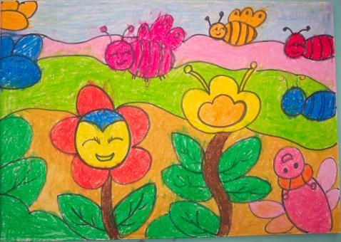 小班幼儿学画画||小班简单画画||六一小班幼儿画画