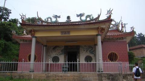 闽南宫庙记略(57):仑山龙山宫 - 老陶e - 闽南民俗、风物