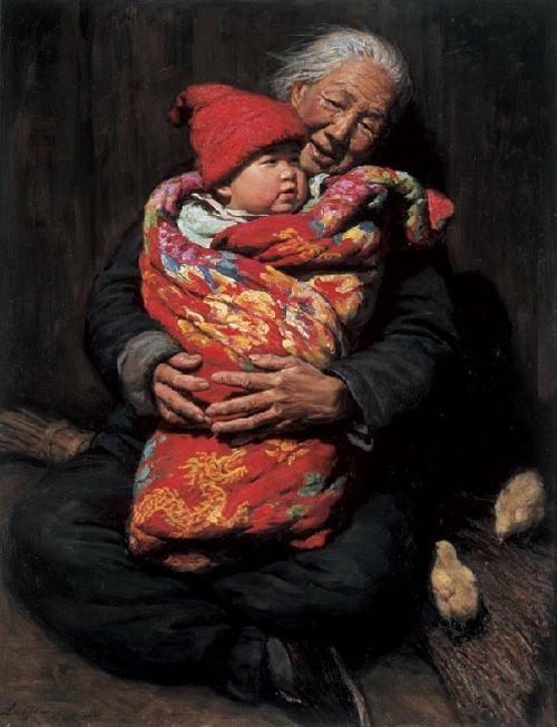 谁看谁喜欢的经典美术作品  - www3117 - www3117的博客