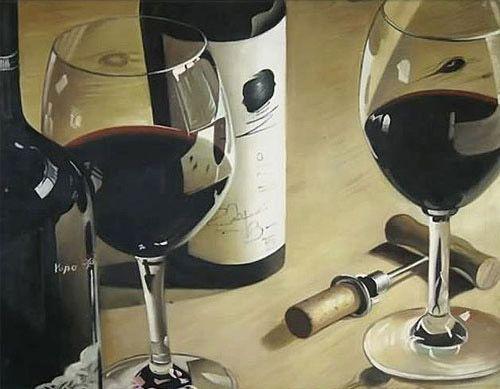 杯光流离 葡萄酒杯的使用 - 天天 - 购红酒
