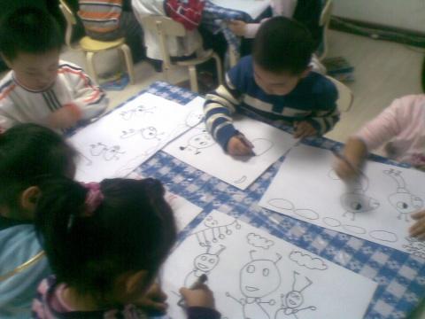 蚂蚁(大班) - rqsy2008 - 融侨元洪锦江幼儿园的博客
