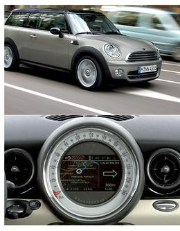 ●New Mini Clubman official video