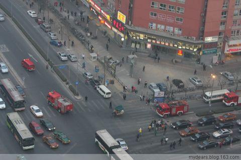 北京五道口着火了(组图) - 王小帅 - 王小帅的家