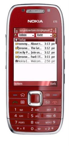 MWC 2009——诺基亚E55、E75、6710N、6720C抢先看 - 小魔怪 - Nokia 诺基亚
