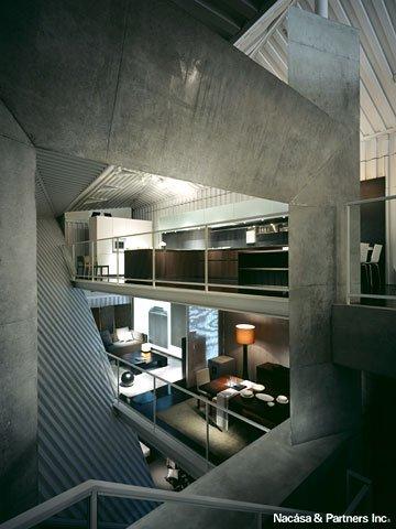 日本建筑大师安藤忠雄作品欣赏 - 长寻堂主 - 长寻堂主