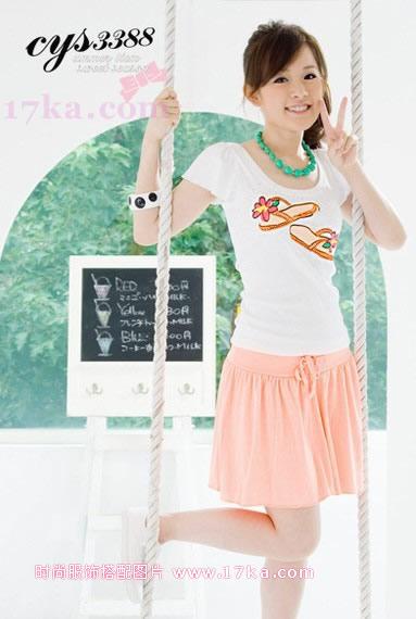 [搭配]春夏服饰搭配㈦ - 玩美掌门 - Perfect Girls