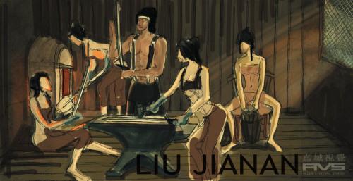 网游赤壁的镜像电影及幕后制作  一 - 刘嘉楠 - liujianan1977 的博客