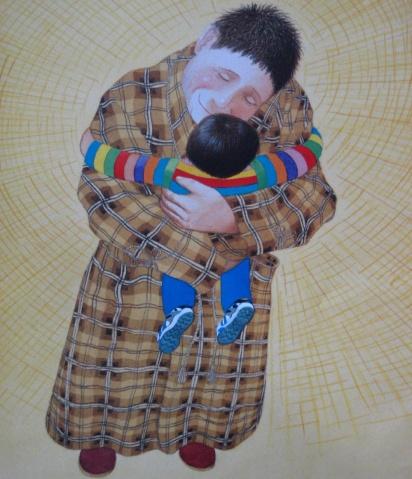 故事绘本《我爸爸》 - 维尼班 - 维尼宝贝的世界