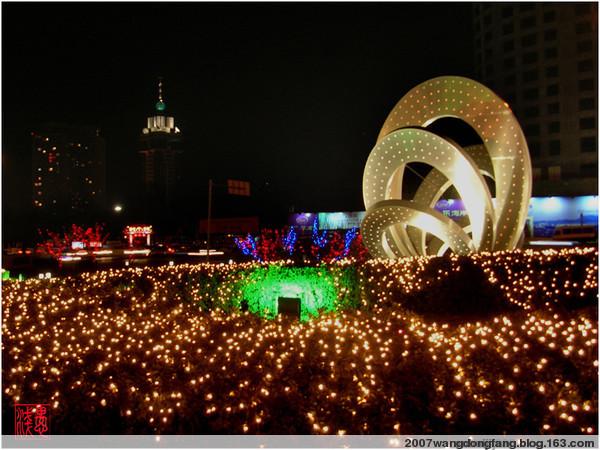 大连城市景色 - Lily - 百合花园