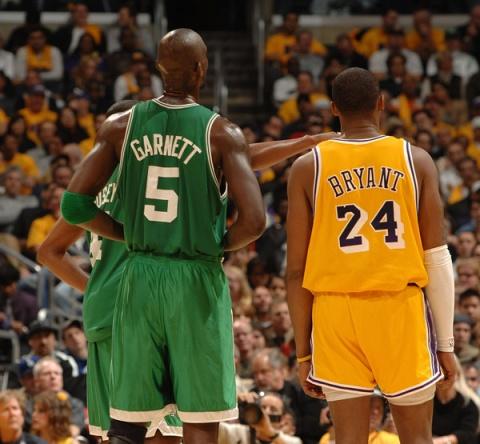 NBA总决赛展望---湖人VS凯尔特人 - 鹏程万里 - 我的大学生活