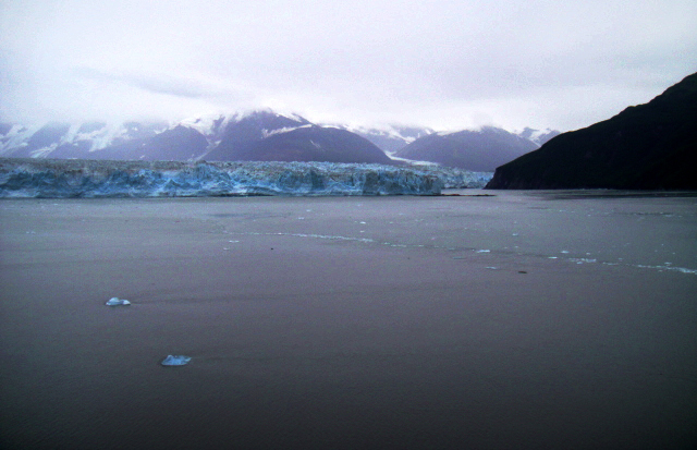走向哈勃冰川(原创) - 李文波 - 李文波网易空间