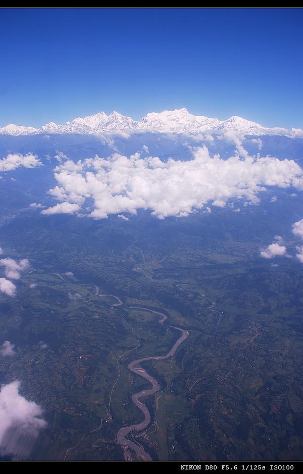 雪山 湖泊 寺庙——尼泊尔之旅(六) - 西樱 - 走马观景