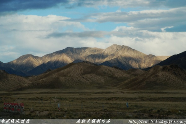 [摄影.原创] 青藏线(五十八)都兰县香日德镇与夏日哈镇之间风景13P  - 扁脑壳 - 感悟人生