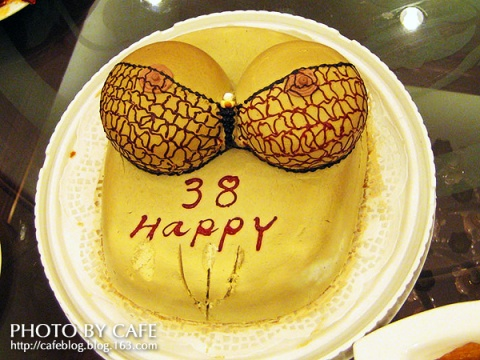 撩人的生日蛋糕 - cafe -