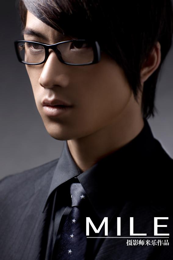魅力先生封面-AONE组合 - 米乐 - 米乐的博客