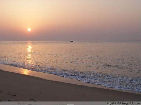 海的诱惑---胶东海滨之行札记(5) - fxg891207 - 如歌的旅程fxg891207
