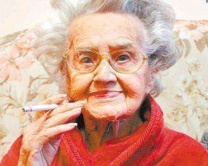 【海外话题】英国百岁老太的另类长寿秘诀(图) - 石学峰  - 薛锋的博客