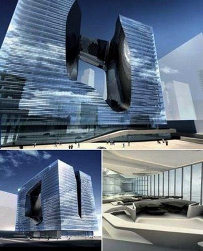 迪拜26个建筑奇迹 - 西飞朝歌 - 西飞朝歌