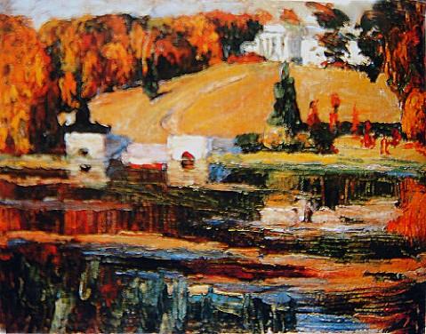 引用 向你介绍 抽象派画家康定斯基的画 - 良黛 - 良黛