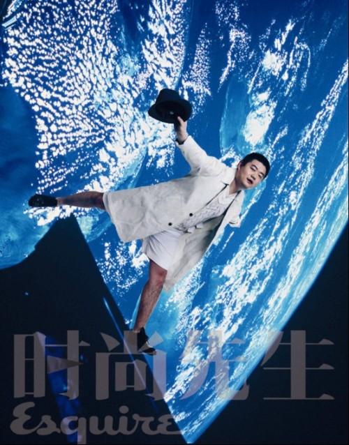 【中国梦】曲志兴 虞鑫 李波 冯永锋 张峻峰的绿色梦想 - 《时尚先生》 - hiesquire 的博客