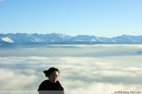 Nivolet:我的林海雪原 - 无疆 - 无疆的世界