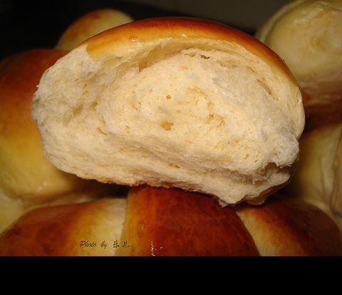 慢慢地苏醒——奶香小面包 - 乐儿 -  乐儿小筑