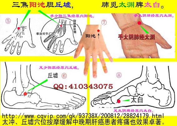 自我按摩十二原穴可治疗一切伤痛,久年内伤 - ring - ring