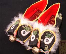 【引用】虎头鞋 - 水土 - 一方水土