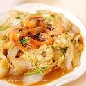 怎样在家做鲁式四勺白菜虾