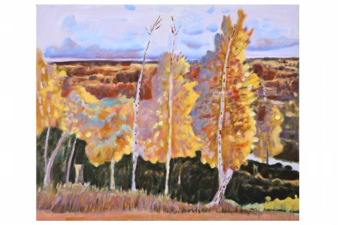 汇报 - 应歧的油画风景 - 应歧的油画风景