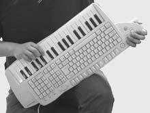 """创新Prodikeys""""小知音""""音乐键盘 - 数字音频 - 数字音频"""