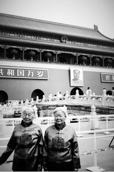邾大可:穿越北京的建筑迷宫 - 朱大可 - 朱大可的博客
