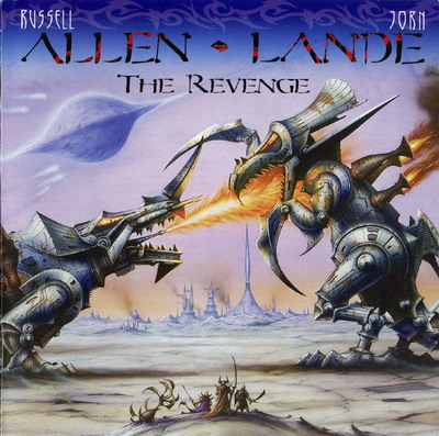 Allen/Lande - The Revenge 2007 - ﹑Neverever. - 傻逼乐园