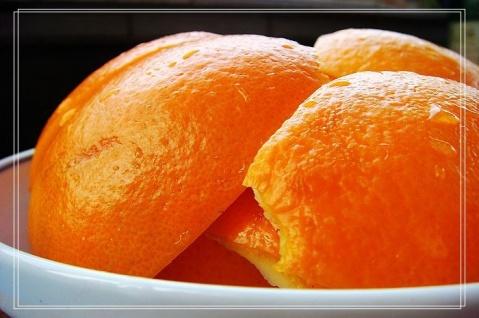 [甜点]糖渍橙皮(原创) - 玉池桃红 - 玉池桃红的博客