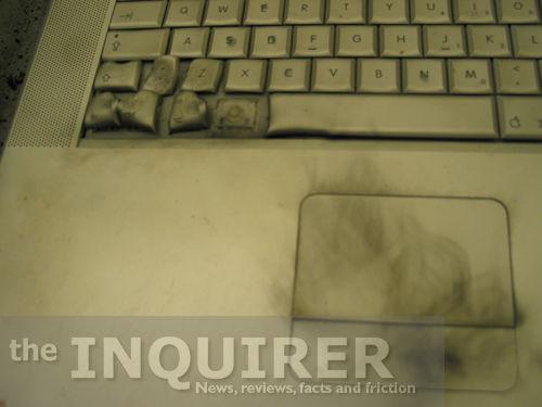 组图:苹果笔记本电脑爆炸 您还敢买吗? - 潇彧 - 潇彧咖啡-幸福咖啡