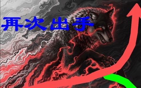 狼人周二实盘 - 无名狼人炒股 - 无名狼人股市战斗一生