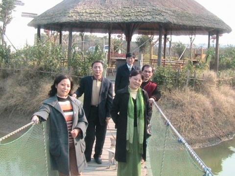 (原创)江南一行【三】相约千里姑苏聚(38首) - 疏勒河的红柳 - 疏勒河的红柳【原创博客】