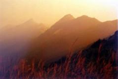重阳节去登山【疏勒河的红柳原创】  - 疏勒河的红柳 - 疏勒河的红柳
