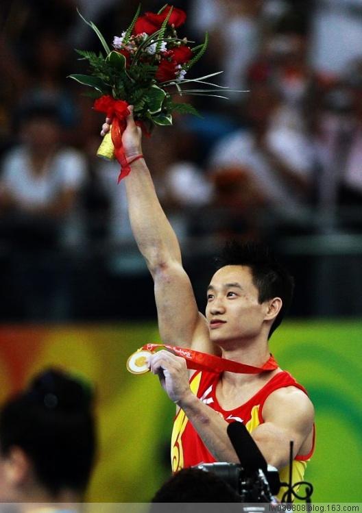 为奥运喝彩!为中国健儿加油! - 冰峰 -