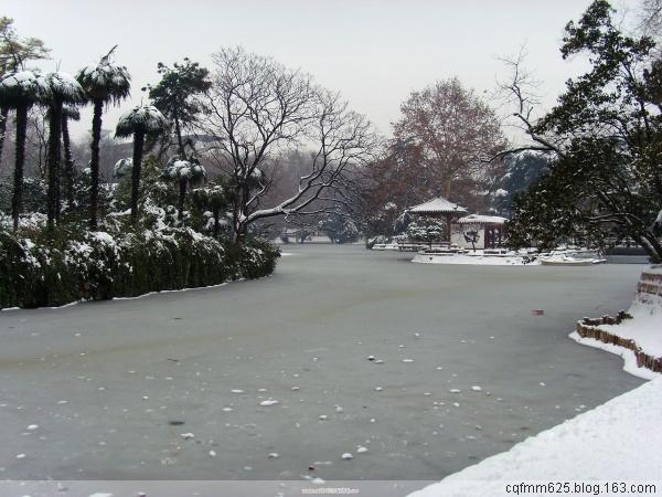 雪景≮≌≯雪灾【原】 - 【芳仙姑】 - 健康是最佳礼物  知足是最大财富