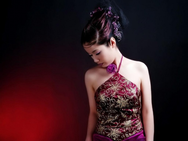 美丽幸福的新娘(组图) - 怡情夜色 - 怡情夜色之娱乐空间