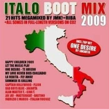 Italo Boot Mix 2009---意大利正式发行的专集,一年只出一张! - 意大利铁匠 - 分享劲爽节奏--XINBO21
