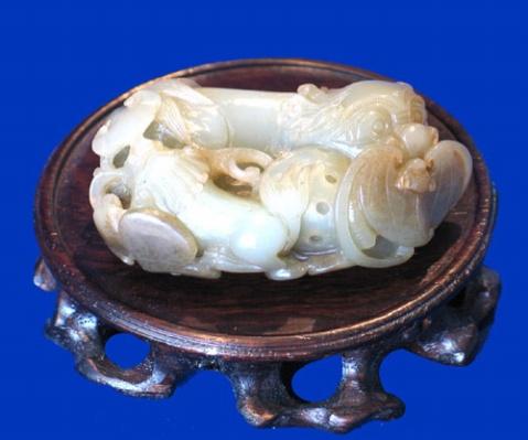 美玉——雕刻赏析7 - 老排长 - 老排长(6660409)
