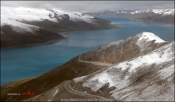 人间最美的湖水:羊卓雍错 - 天外飞熊 - 天外飞熊